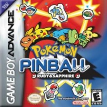 Pokemon Pinball Advance