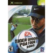Tiger Woods 2003