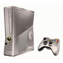 Console XBOX 360 250G Halo Reach (2 Manettes Halo Reach incluse)