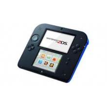 Console Nintendo 2DS Electric Blue