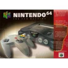 Console Nintendo 64 Complète en Boîte