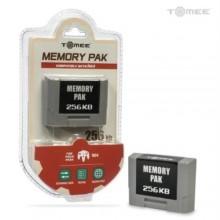 Tomee Memory Pak 256KB (carte mémoire / memory card) N64