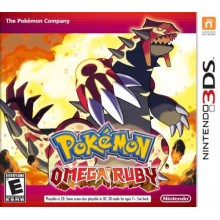 Pokemon Omega Ruby FR