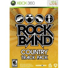 Rock Band Track Pack Country