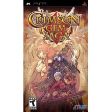 Crimson Gem Saga