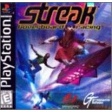 Streak Hoverboard Racing