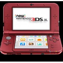 New Nintendo 3DS XL New Red