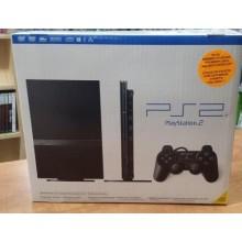 Playstation 2 Slim en boîte