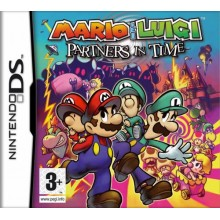 Mario & Luigi Partners in Time FR