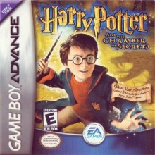 Harry Potter Chamber of Secrets gba