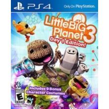 LittleBigPlanet 3: Day 1 Edition