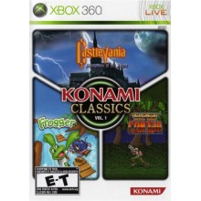 Konami Classics Volume 1