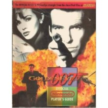 007 Goldeneye Official Nintendo Player's Guide (Nintendo Power)