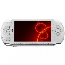 Console PSP 3001 Blanche