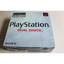 Console Playstation 1 en boîte