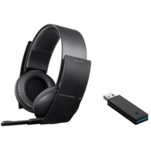 Casque d'écoute stéréo sans fil pour PS3