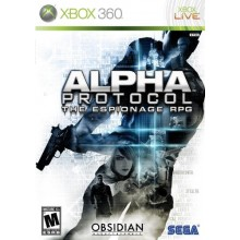 Alpha Protocol the Espionnage RPG