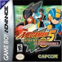 Mega Man Battle Network 5 Colonel