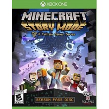 Minecraft: Story Mode Season Disc