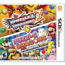Puzzle & Dragons Z + Puzzle & Dragons: Super Mario Bros. Edition (EN)