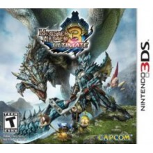 Monster Hunter 3 Ultimate (EN)