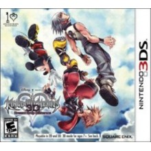 Kingdom Hearts 3D Dream Drop Distance (EN)