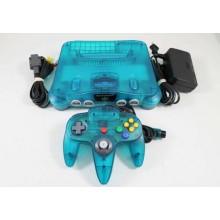 Console Nintendo 64 Ice Blue