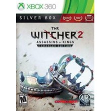 Witcher 2 Assassins of Kings Enhanced Edition (silver box)