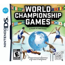World Championship Games A Track & Field Event