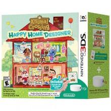 Animal Crossing Happy Home Designer avec le Nintendo 3DS NFC Reader/Writer