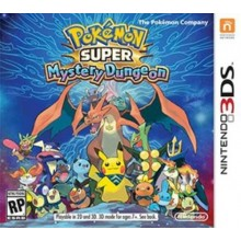 Pokemon Super Mystery Dungeon (EN)