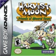 Harvest Moon Friends Mineral Town