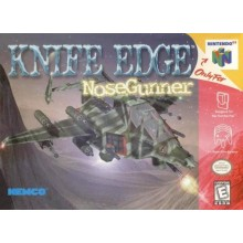 Knife Edge Nose Gunner