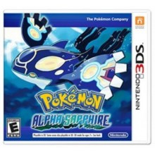 Pokemon Alpha Sapphhire