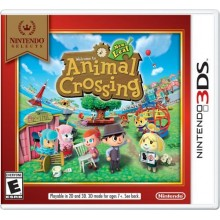 Animal Crossing: New Leaf Nintendo Selects (FR)