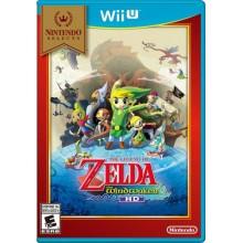 The Legend of Zelda the Windwaker HD Nintendo Selects