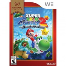 Super Mario Galaxy 2 Nintendo Select