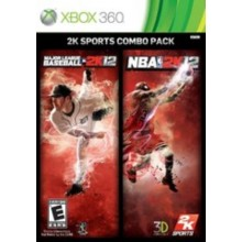 2K Sports Combo Pack [MLB 2K12/NBA 2K12]