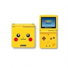 Game Boy Advance SP Model No. AGS-101 Pikachu