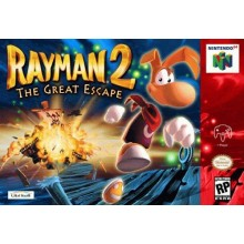 Rayman 2 the Great Escape
