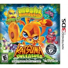 Moshi Monsters Katsuma Unleashed