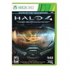 Halo 4 Édition Jeu de l'Année