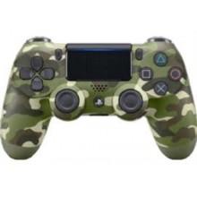 Manette de jeu sans fil Dualshock 4 Camouflage Vert