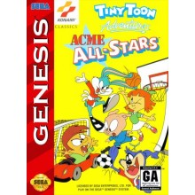 Tiny Toon Adventures ACME All-Stars