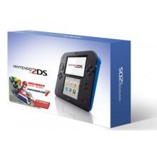 Console 2DS Electric Blue