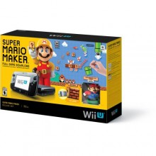 Nintendo Wii U Super Mario Maker Deluxe Set