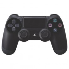 Manette sans fil Dualshock 4 Noire pour PlayStation 4