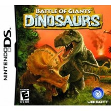 Battle of Giant Dinosaurs