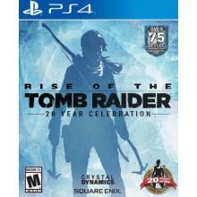Rise of the Tomb Raider 20th Anniversary Celebration