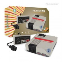 RetroN 1 HD Gaming Console for NES (Gray) - Hyperkin